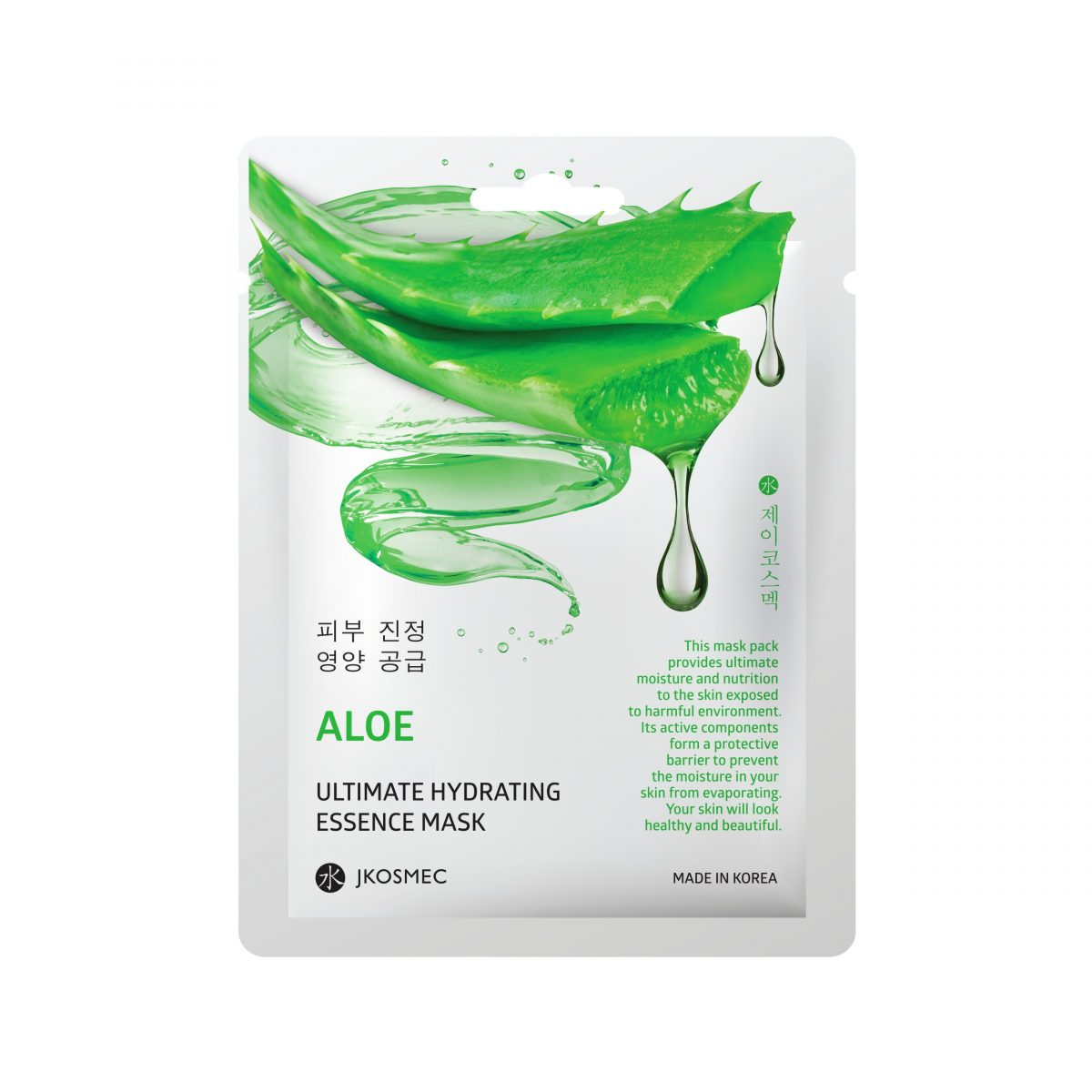 JKOSMEC ALOE ULTIMATE HYDRATING ESSENCE MASK